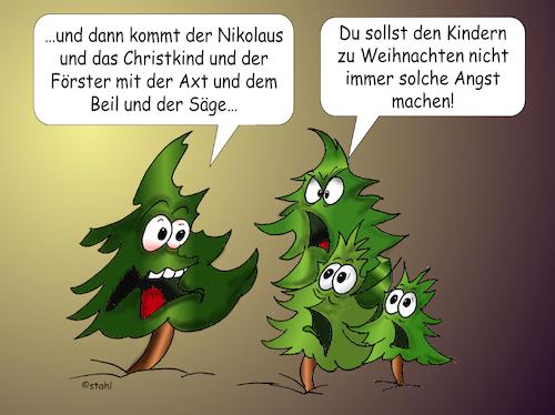 Tannenbaum Animation.Tannenbaum Von Wista Religion Cartoon Toonpool