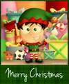 Cartoon: Merry Xmas (small) by kellerac tagged cartoon,elf,elves,merry,christmas,xmas,navidad,mexico