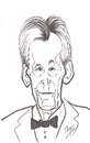Cartoon: Peter O Toole (small) by cabap tagged caricature