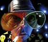 Cartoon: fear and loathing.... (small) by szomorab tagged las vegas johnny depp fear loathing sunglasses