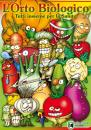 Cartoon: vegetables (small) by Marco Marilungo Pictor tagged vegetables,carrot,tomato,potato,garlic,bean,strawberry,onioncorn,peas,artchok