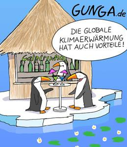 Cartoon: Klimaerwärmung (medium) by Gunga tagged klimaerwärmung