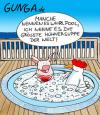 Cartoon: Hühnersuppe (small) by Gunga tagged hühnersuppe