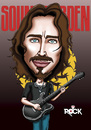 Cartoon: soundgarden (small) by mitosdorock tagged soundgarden