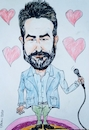 Cartoon: bulent serttas (small) by SiR34 tagged bulent,serttas