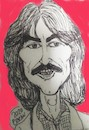Cartoon: George Harrison (small) by SiR34 tagged george