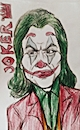 Cartoon: Joker (small) by SiR34 tagged joker,batman