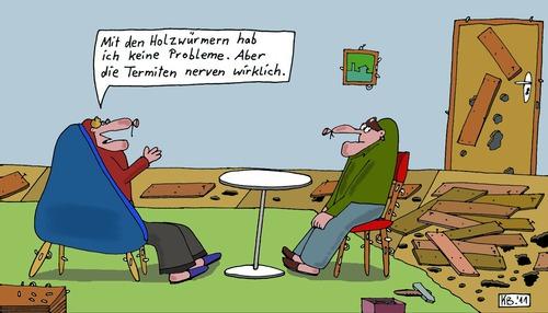 Holz Von Leichnam Natur Cartoon Toonpool