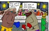 Cartoon: JOHNSON (small) by Leichnam tagged johnson,boxer,boxen,kampfsport,kragen,mantel,kleidung,fight