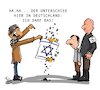 Cartoon: Unterschied (small) by Trantow tagged israel,jerusalem,palästinenser,juden,neonazi,demo,fahne,berlin