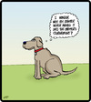 Cartoon: Masters Tournament (small) by cartertoons tagged dogs,pets,golf,golfing,tournaments,master