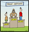 Cartoon: Parkour Champion (small) by cartertoons tagged parkour,urban,gymnastics,health,fitness,monkeys,animals,athletes,championship,awards