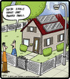 Cartoon: Street Lamp Panels (small) by cartertoons tagged solar,power,environment,home,clean,energy