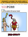 Cartoon: Youpope (small) by sdrummelo tagged youporn,youtube,pope,papa,benedetto,xvi,joseph,ratzinger