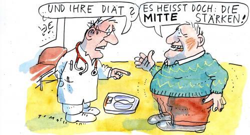 Was sind Diäten in der Politik?