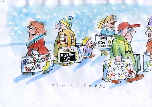 weihnachten 4 von jan tomaschoff religion cartoon toonpool. Black Bedroom Furniture Sets. Home Design Ideas