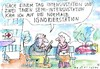 Cartoon: Intensivpflege (small) by Jan Tomaschoff tagged health