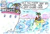 Cartoon: Off Shore (small) by Jan Tomaschoff tagged off,shore,offshore,windkraft,strom