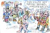 Cartoon: Rating (small) by Jan Tomaschoff tagged ratingagenturen,moodys,standard,poors