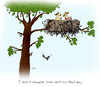Cartoon: love nest (small) by draganm tagged love,nest,stone,age