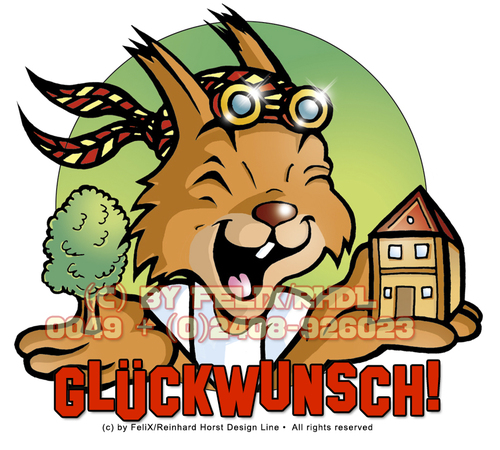 Cartoon: Cartoon Character Design (medium) by FeliXfromAC tagged eichhorn,chipmunk,felix,alias,reinhard,horst,design,line,character,mascot,sympathiefigur,germany,aachen,illustrator,cartoon,comic,illustration,eichhörnchen,lesen,manga,zeichner,comicbook,artist