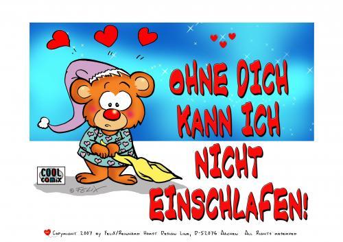 """Résultat de recherche d'images pour """"gute nacht comic"""""""
