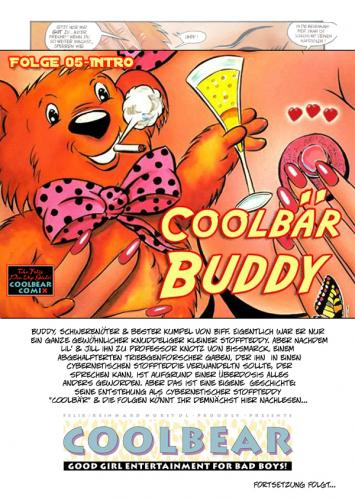 Cartoon: Coolbär ComiX Reprint Intro 05 (medium) by FeliXfromAC tagged felix,reinhard,horst,sexy,girls,retro,coolbär,bär,bear,comix,erotainment,pin,up,cover,poster,erotic,buddy,comic,cartoon,bad,stockart