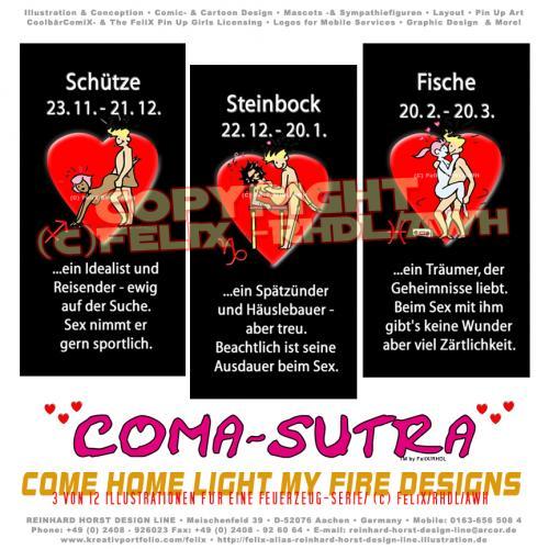 Cartoon more coma sutra medium by felixfromac tagged horst