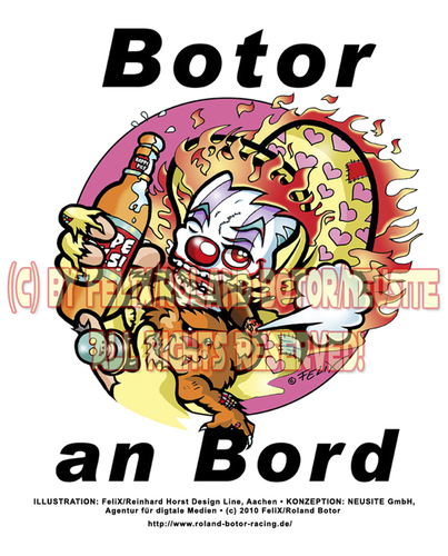 Cartoon: Roland Botor Cartoon Avatar 4 (medium) by FeliXfromAC tagged sympathie,comiczeichner,zeichner,comic,illustrator,illustration,aachen,line,design,white,blck,sw,paris,botor,roland,mann,clown,rauchen,smoke,motorsport,sketchbook,cover,skizzenbuch,artist,maler,avatar,cool,cooles,neusite,rennfahrer,horror,humor,character,