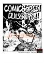 Cartoon: Comic Poster (small) by FeliXfromAC tagged poster,comic,börse,conention,felix,alias,reinhard,horst,aachen,pin,up,girls,cartoon,illustration,design,line,girl,frau,sexy,bear,bär,comics