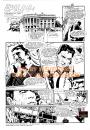 Cartoon: Jarro Sample Page 9 (small) by FeliXfromAC tagged page,seite,comic,classisch,line,design,woman,girl,frau,illustrator,illustration,cartoon,abenteuer,horst,reinhard,felix,alias,jarro,ronald,reagan,südamerika
