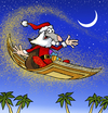 Cartoon: BODO Magazin - Worldwide Xmas (small) by volkertoons tagged volkertoons,cartoon,illustration,bodo,ratte,rat,weihnachtsmann,santa,clause,weihnachten,christmas,xmas,dezember,december,winter,international,1001,nacht,arabian,nights,fliegender,teppich,magic,carpet,ride