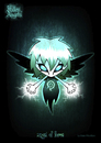 Cartoon: fallen angels - angel of force (small) by volkertoons tagged engel,angel,angels