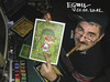 Cartoon: Bei der Arbeit (small) by cartoonist_egon tagged cartoon,cartoonist,egon,kellerkobold,illu