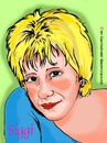 Cartoon: Portraitkarikaturen (small) by cartoonist_egon tagged portraits,köpfe,frauen,family
