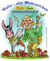 Cartoon: Postcard Halle (small) by cartoonist_egon tagged fun,humor,satire