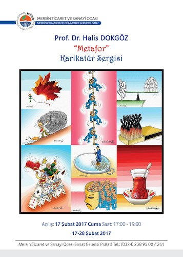 Cartoon: Methapor Cartoon Exhibition (medium) by halisdokgoz tagged methapor,cartoon,exhibition,by,halis,dokgoz