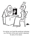 Cartoon: A Matter of Consent (small) by pinkhalf tagged princess,fairytales,prince,charming,women,men,love,sex,law