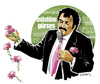 Cartoon: MÜSLÜM GÜRSES-2  1953-2013 (small) by donquichotte tagged mslm2