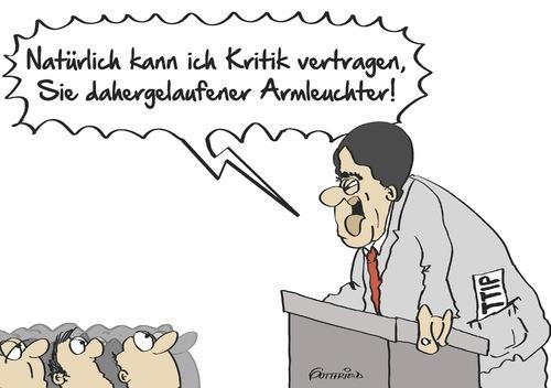 Kritik Vertragen Von Marcus Gottfried Politik Cartoon Toonpool
