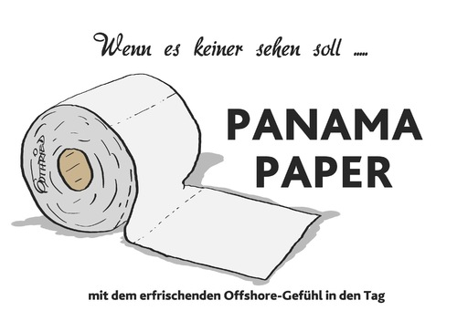Cartoon: Panama Paper (medium) by Marcus Gottfried tagged panama,offshore,panamapapers,papers,steuer,briefkastenfirma,toilettenpapier,papier,klo,marcus,gottfried,cartoon,karikatur,panama,offshore,panamapapers,papers,steuer,briefkastenfirma,toilettenpapier,papier,klo,marcus,gottfried,cartoon,karikatur