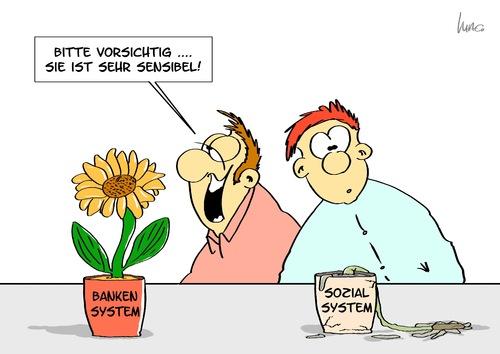 systemblume von marcus gottfried politik cartoon toonpool. Black Bedroom Furniture Sets. Home Design Ideas