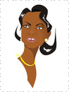 Cartoon: Condoleezza Rice (small) by Nicoleta Ionescu tagged condoleezza rice