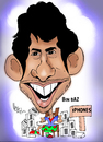 Cartoon: binbaz (small) by Majid Atta tagged majid,atta