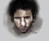 Cartoon: Messi (small) by Majid Atta tagged majid,atta