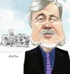 Cartoon: ilber Ortayli (small) by kadiryilmaz tagged ilber,ortayli