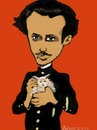 Cartoon: Jean Cras (small) by frostyhut tagged cras french composer kitten cat cigarette caricature