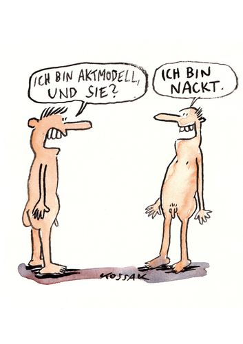 Comic Nackt