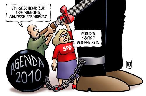 Spd Agenda 2010