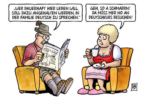 deutsche sprechen beim ficken